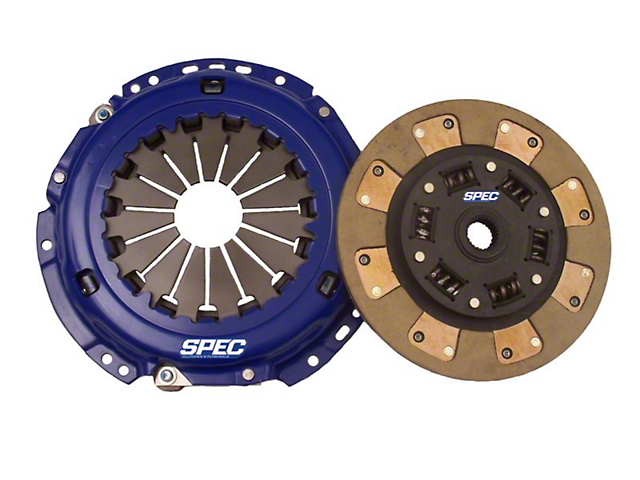 Spec Stage 2 Kevlar Clutch Kit - 10 Spline (05-10 GT)