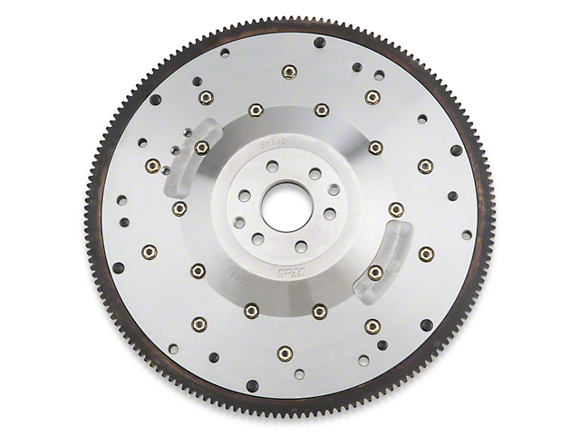 Spec Billet Steel Flywheel; 6 Bolt (Late 01-04 GT)
