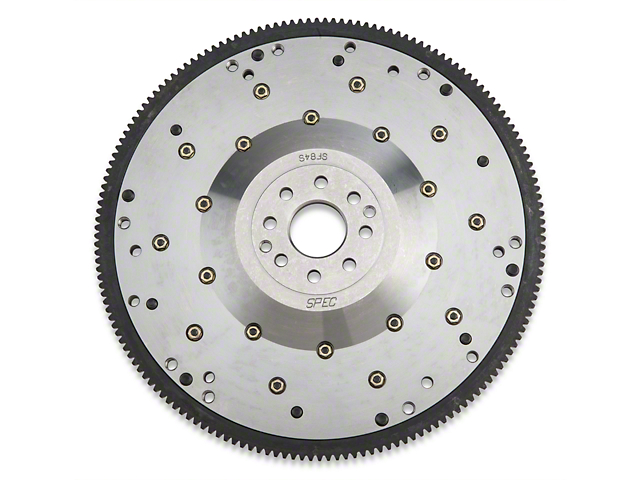 Spec Billet Steel Flywheel - 8 Bolt (99-Mid 01 GT; 96-04 Cobra; 03-04 Mach 1)