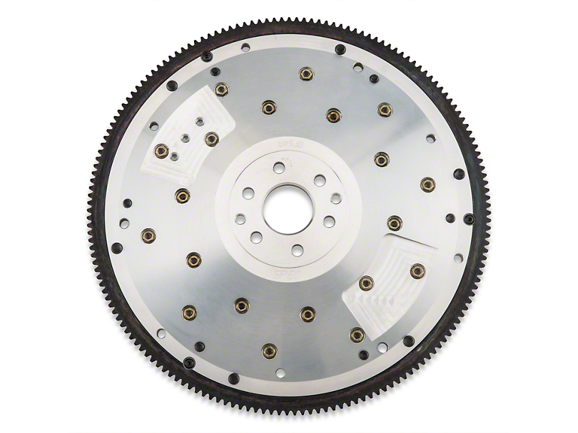 Spec Billet Aluminum Flywheel - 6 Bolt (96-98 GT; Late 01-04 GT)