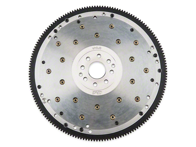 Spec Billet Aluminum Flywheel; 8 Bolt (99-Mid 01 GT; 96-04 Cobra; 03-04 Mach 1)