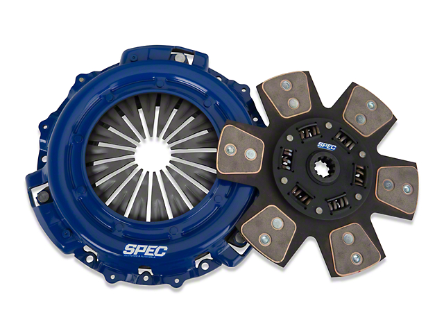 Spec Stage 3 Carbon Clutch Kit - 10 Spline (86-Mid 01 GT; 93-98 Cobra)