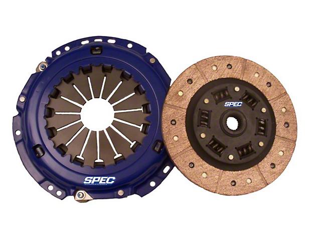Spec Stage 3+ Clutch (Late 01-04 GT, Mach 1; 99-04 Cobra)