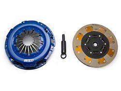 Spec Stage 2 Kevlar Clutch Kit; 10 Spline (June 07-10 V6)