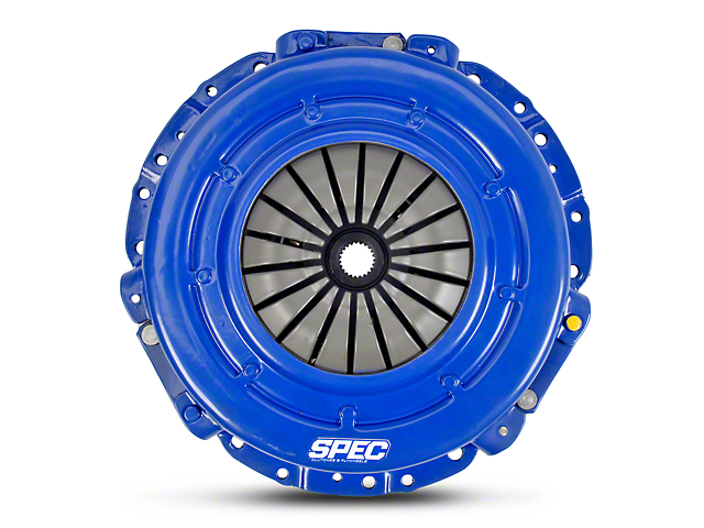Spec Stage 3+ Carbon Clutch Kit; 23 Spline (11-14 GT)