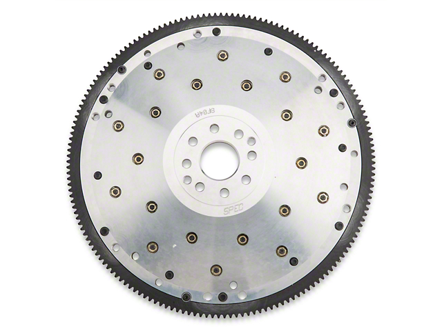 Spec Billet Aluminum Flywheel; 8 Bolt (11-2/11 GT)