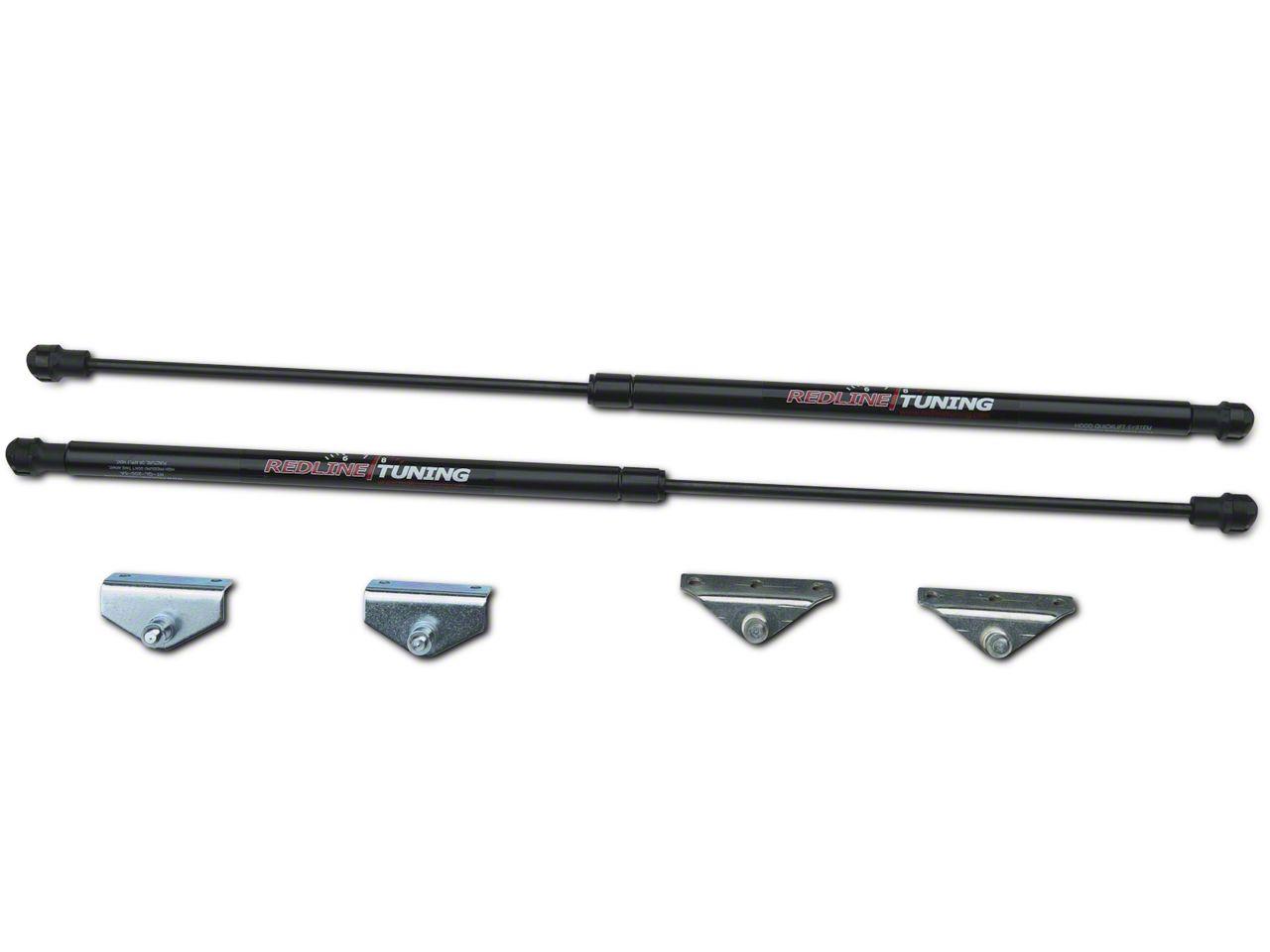 RedLine Tuning Quicklift Hood Struts (79-98 All)