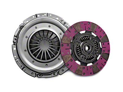 Exedy Mach 600 Stage 4 Clutch (Late 01-04 GT, Mach 1; 99-04 Cobra)