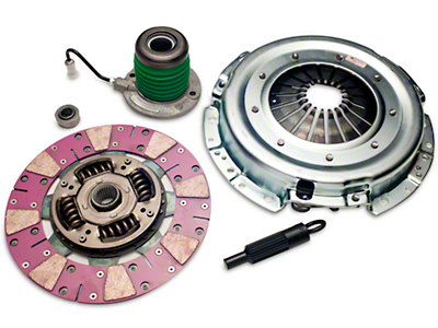 Exedy Mach 600 Stage 4 Clutch w/ Hydraulic Throwout Bearing (11-14 GT)