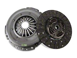 Exedy Mach 350 Stage 1 Organic Clutch Kit; 10 Spline (Late 01-04 GT; 99-04 Cobra; 03-04 Mach 1)