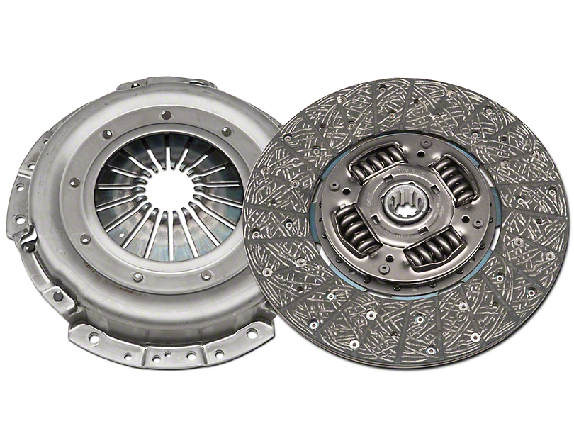 Exedy Mach 350 Stage 1 Organic Clutch Kit - 10 Spline (05-10 GT)
