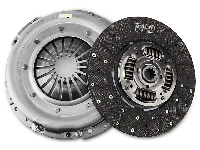 Exedy Mach 400 Stage 2 Organic Clutch Kit - 10 Spline (05-10 GT)