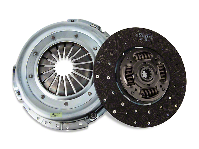 Exedy Mach 500 Stage 1 Organic Clutch Kit; 10 Spline (05-10 GT)