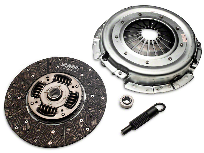 Exedy Mach 500 Stage 1 Organic Clutch Kit - 23 Spline (11-14 GT)
