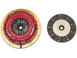 McLeod RST Twin Disc 800HP Organic Clutch Kit; 23 Spline (11-14 GT; 12-13 BOSS 302)