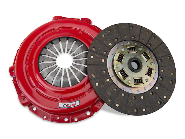 McLeod Street Pro Organic Clutch Kit; Upgraded 26 Spline (Late 01-04 GT; 99-04 Cobra; 03-04 Mach 1)
