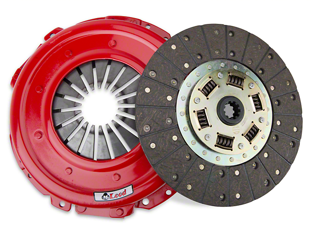 McLeod Street Pro Organic Clutch Kit - 10 Spline (05-10 GT)