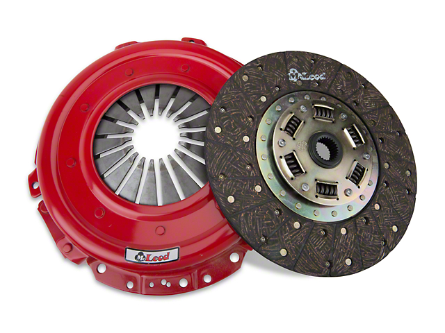 McLeod Street Pro Organic Clutch Kit; Upgraded 26 Spline (05-10 GT)