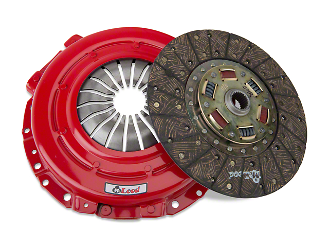 McLeod Super Street Pro Clutch - Upgraded 26 Spline (Late 01-04 GT; 99-04 Cobra; 03-04 Mach 1)