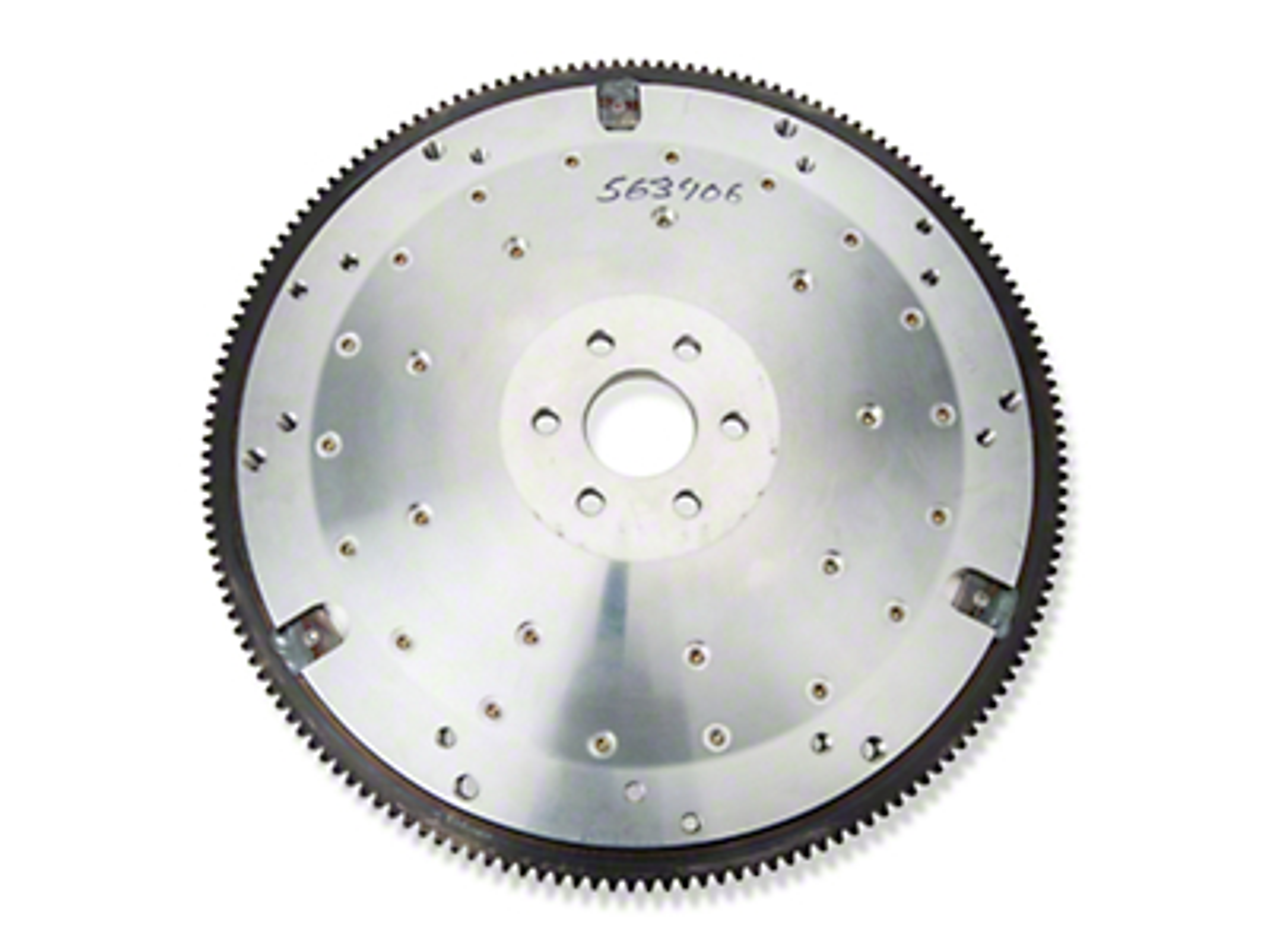 McLeod Aluminum Flywheel - 6 Bolt (96-98 GT; Late 01-10 GT)