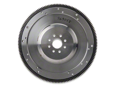 McLeod Lightened Steel Flywheel - 8 Bolt (96-04 Cobra, Mach 1; 99-Mid 01 GT; 11-14 GT, BOSS)