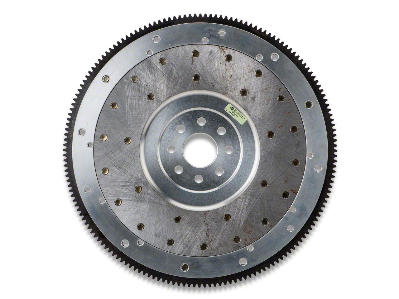 McLeod Aluminum Flywheel - 8 Bolt (96-04 Cobra, Mach 1; 99-Mid 01 GT; 11-14 GT, BOSS 302)