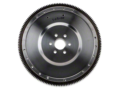McLeod Lightened Steel Flywheel - 6 Bolt 28 and 50 oz (86-95 5.0L)