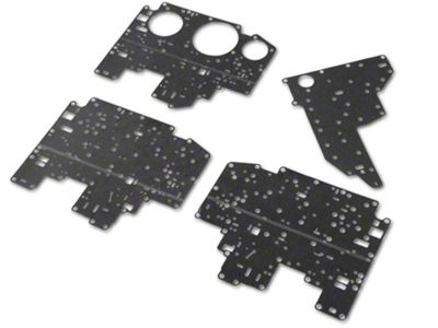 Performance Automatic Street/Strip Automatic Transmisson Shift Kit (01-04 All, Excluding Cobra)