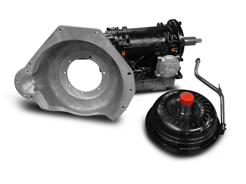 Performance Automatic C4 Street Smart Transmission Kit (96-14 4.6L, 5.0L, 5.4L)