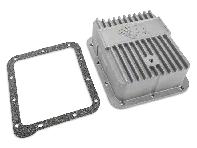 Performance Automatic Transmission Pan; C4