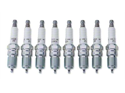 NGK V-Power Performance Spark Plugs (93-01 Cobra; 96-04 GT, Mach 1; 98-04 V6)