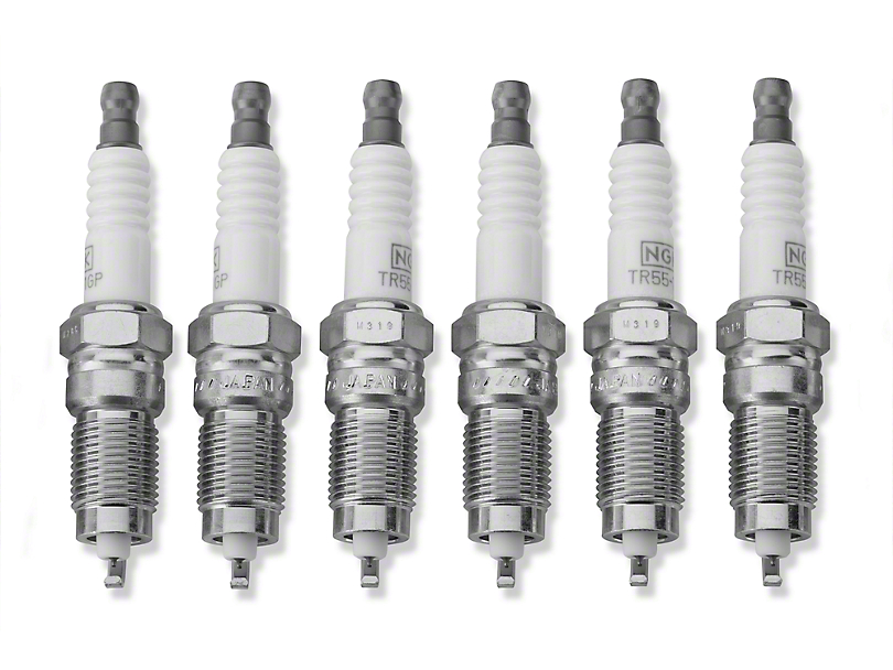 NGK Iridium IX Performance Spark Plugs (05-10 V6; 94-97 V6)