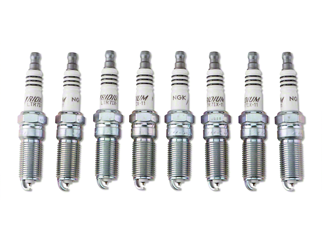 NGK Iridium IX Performance Spark Plugs - Heat Range 7 (11-17 GT; 12-13 Boss)