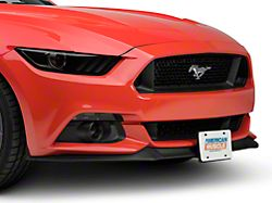 SpeedForm Flip Down License Plate Holder - Manual (15-19 All)