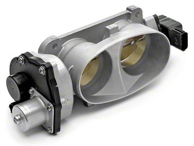 Twin 62mm Throttle Body (05-10 GT)