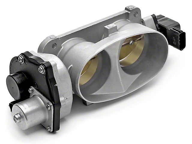 Granatelli Motor Sports Twin 62mm Throttle Body (05-10 GT)