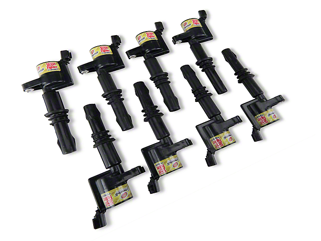 Granatelli Motor Sports 3V Street Fighter Coil Packs (Mid 08-10 GT)