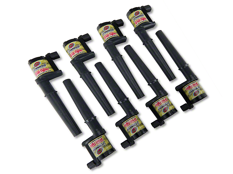 Granatelli Motor Sports 4V Street Fighter Coil Packs (99-04 Cobra, Mach 1; 07-12 GT500)