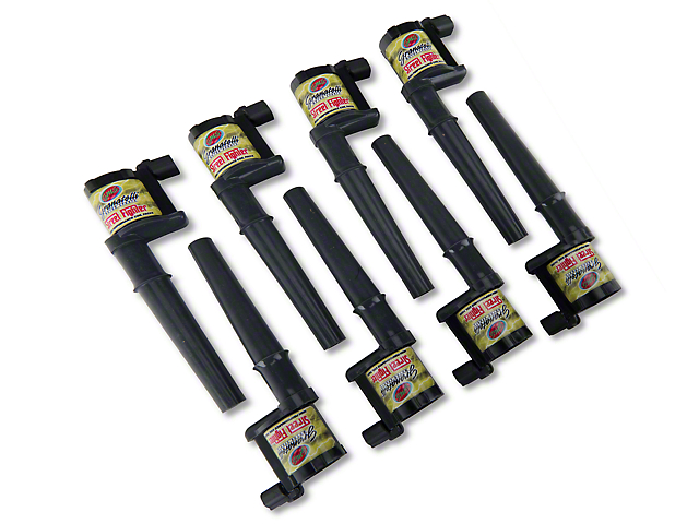 GMS 4V Street Fighter Coil Pack (99-04 Cobra; 03-04 Mach 1; 07-12 GT500)