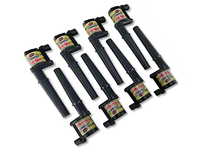 GMS 4V Street Fighter Coil Pack (99-04 Cobra, Mach 1; 07-12 GT500)