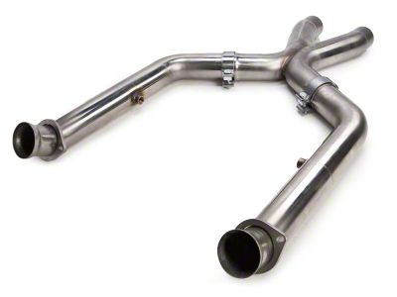 Kooks Off-road X-pipe (11-14 GT w/ Long Tube Headers)