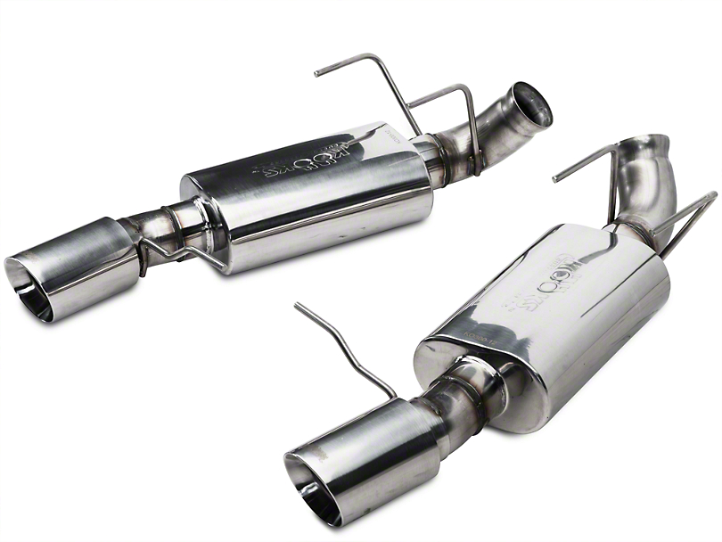 Kooks Performance Axle-Back Exhaust (11-14 GT)