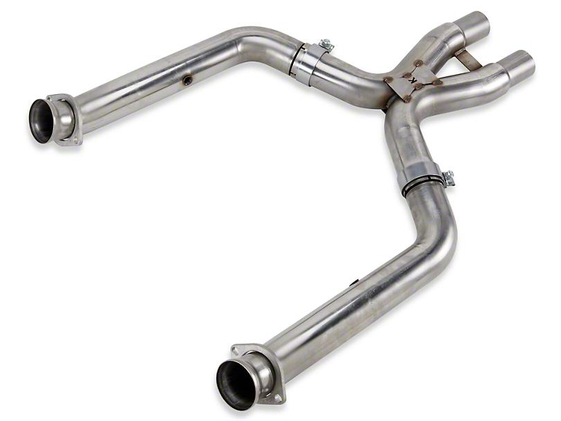 Kooks Off-road X-Pipe (07-10 GT500 w/ Long Tube Headers)