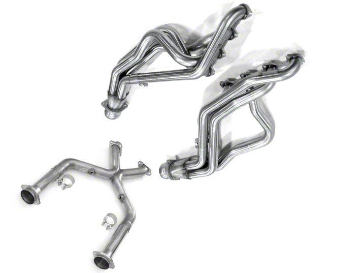 Kooks 1-3/4 in. Long Tube Headers w/ Off-Road X-Pipe (07-10 GT500)