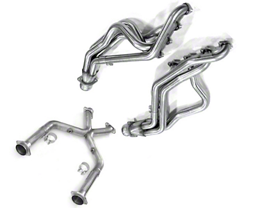 Kooks 1-3/4 in. Long Tube Headers w/ Off-Road X-Pipe (07-10 GT500)