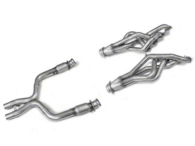 Kooks 1-3/4 in. Long Tube Headers w/ Catted X-Pipe (11-14 GT500)