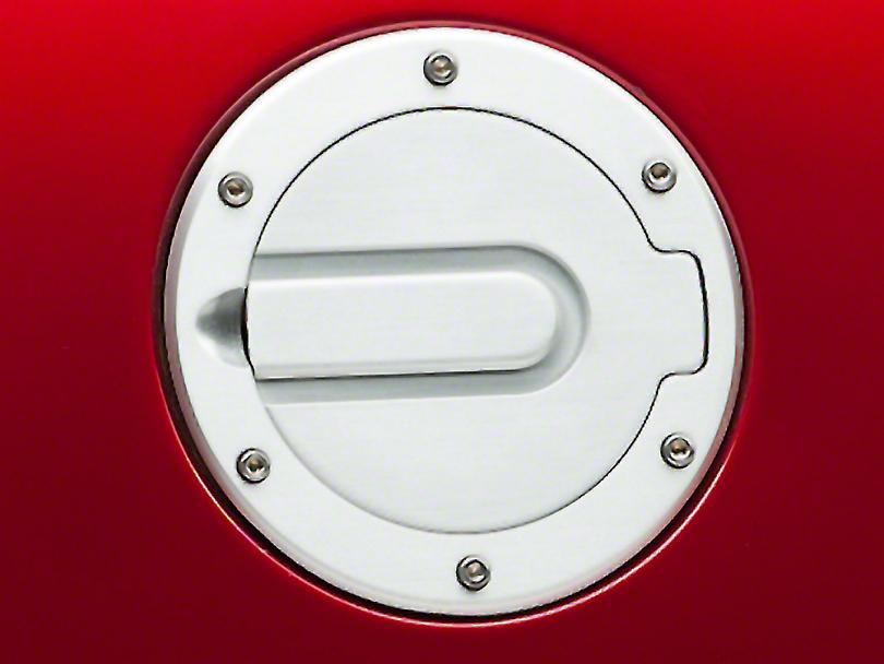 SHR Brushed Fuel Door (94-04 All)