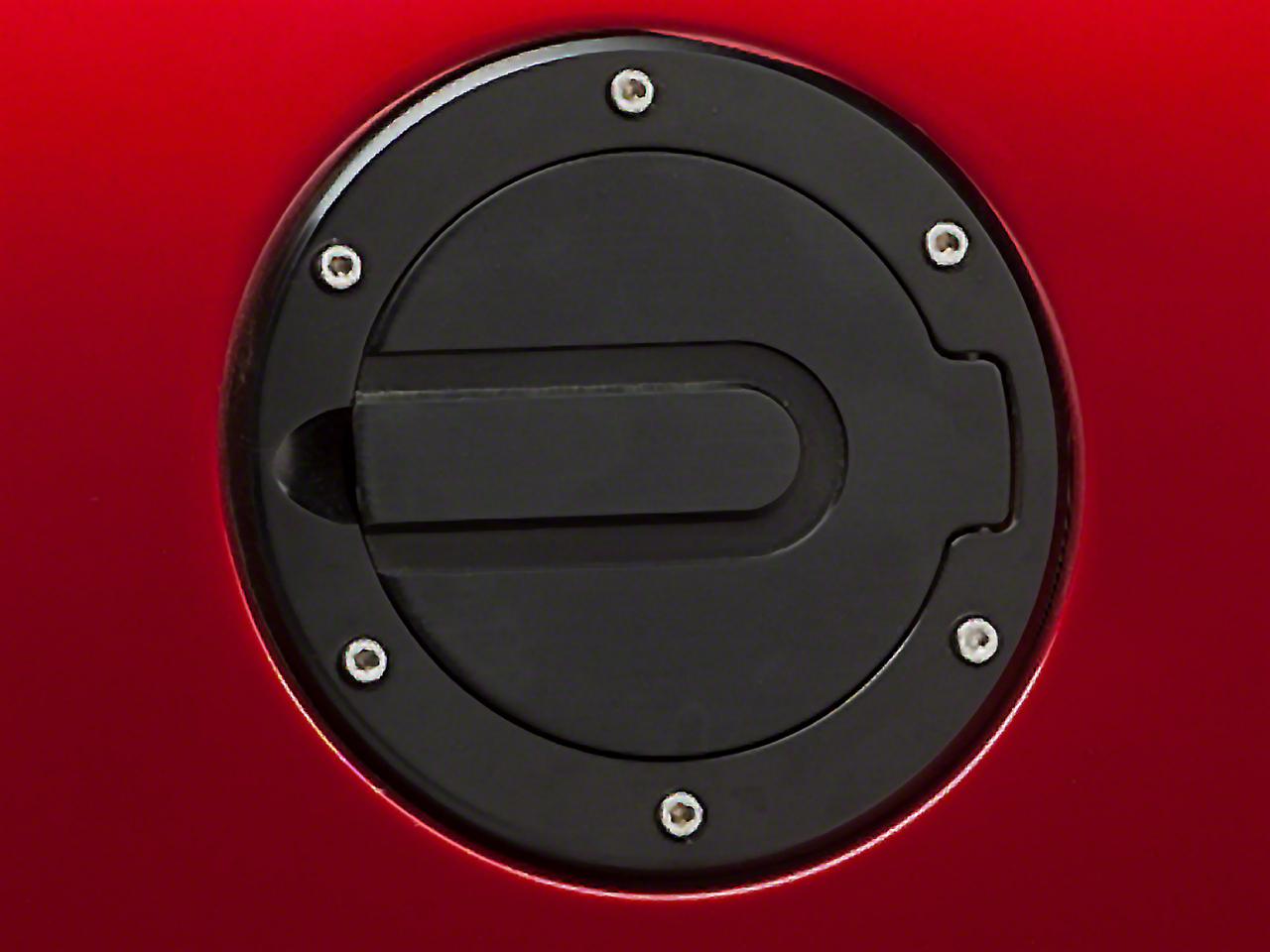 SHR Black Fuel Door (94-04 All)