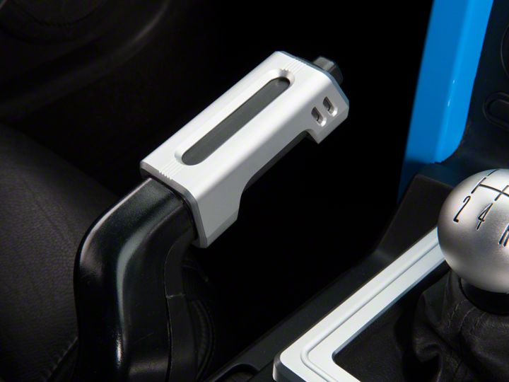 how to change e brake handle