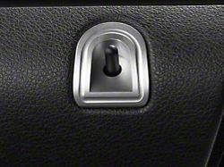 SHR Satin Door Lock Pocket (05-14 All)